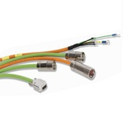 Cables and connectors for SERVO