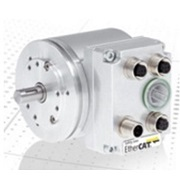 Rotary encoders with communications and Safety