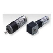DC micro motors with chalk